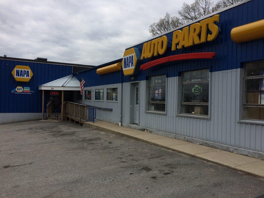 NAPA Auto Parts, Cranston, RI