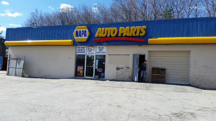 Johnston, RI NAPA Auto Parts